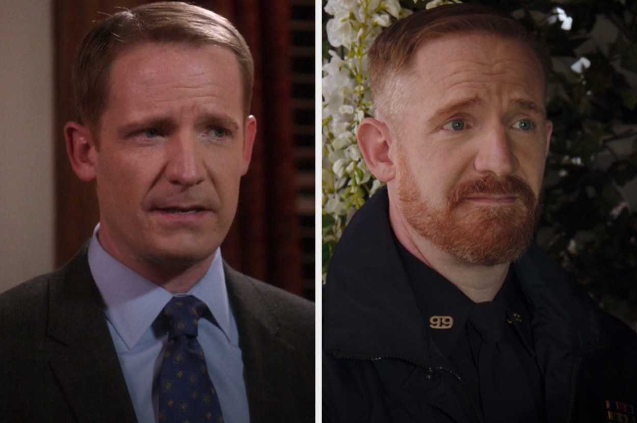 Kevin in the his and last episode