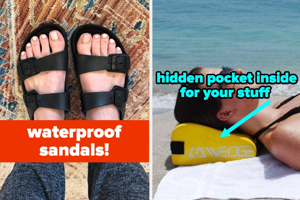 27 Products Reviewers Swear By For Going On Vacation In A Warm Climate