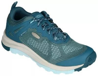 the KEEN hiking shoe in blue