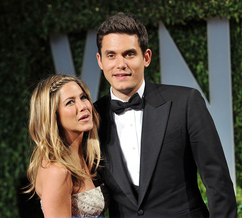 at the vanity fair oscar party in 2009