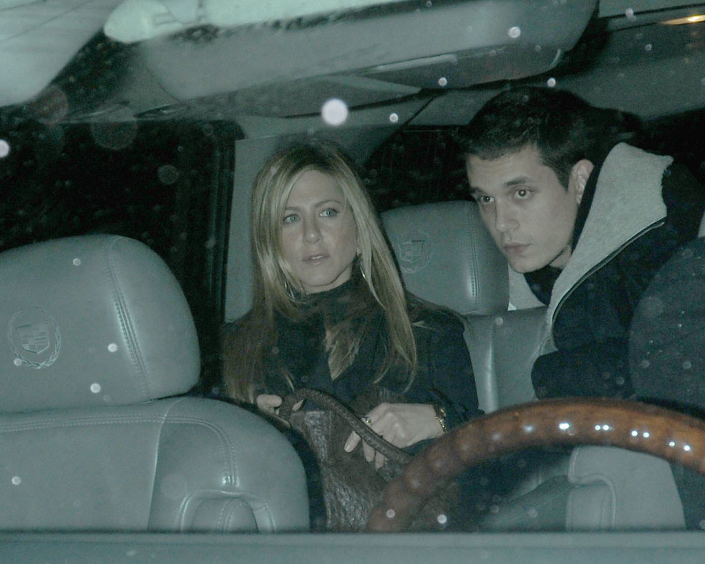 looking confused in a car