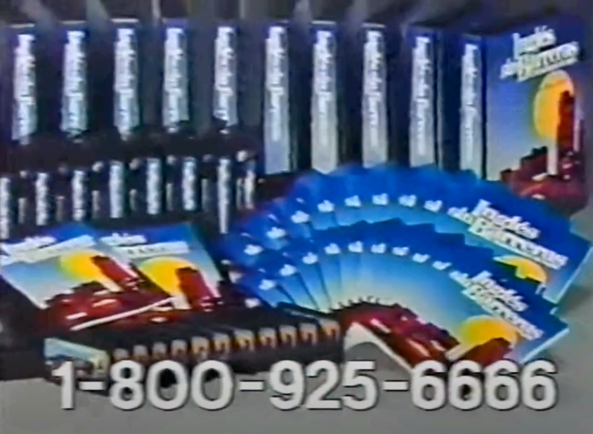 Screenshot ofInglés Sin Barreras set from the commercial