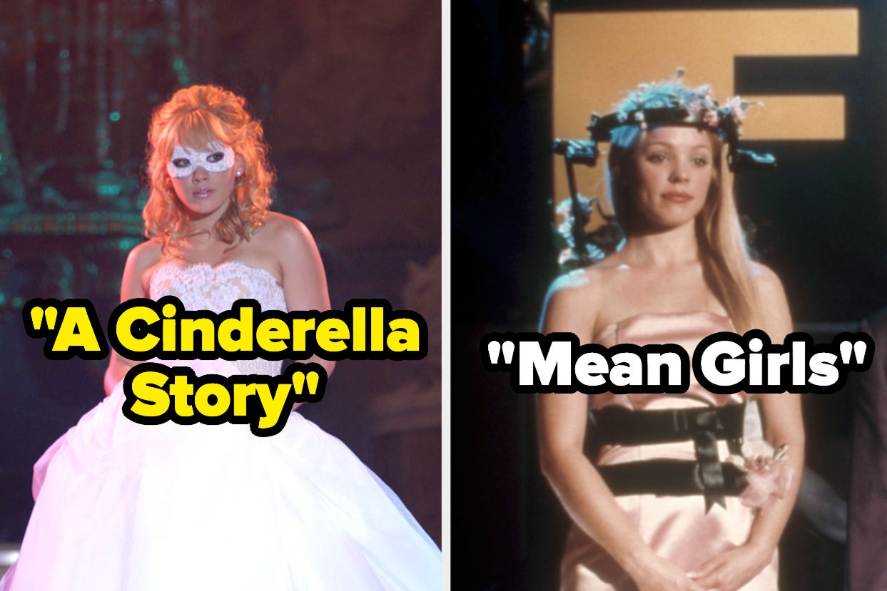 I've Ranked 23 Absolutely Iconic TV And Movie Prom Dresses Based On Style And Amount Of Glitter Used