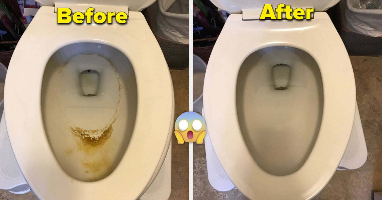 28 Cleaning Products With Before And After Photos So Dramatic, You Won't Believe Your Eyes