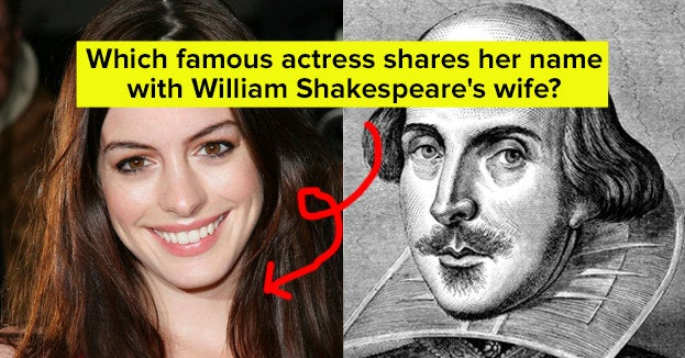 Can You Get A Passing Grade On This Shakespeare 101 Quiz?