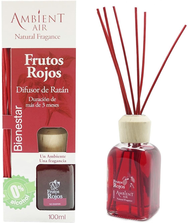 Dofusor de aromas con varitas de ratán