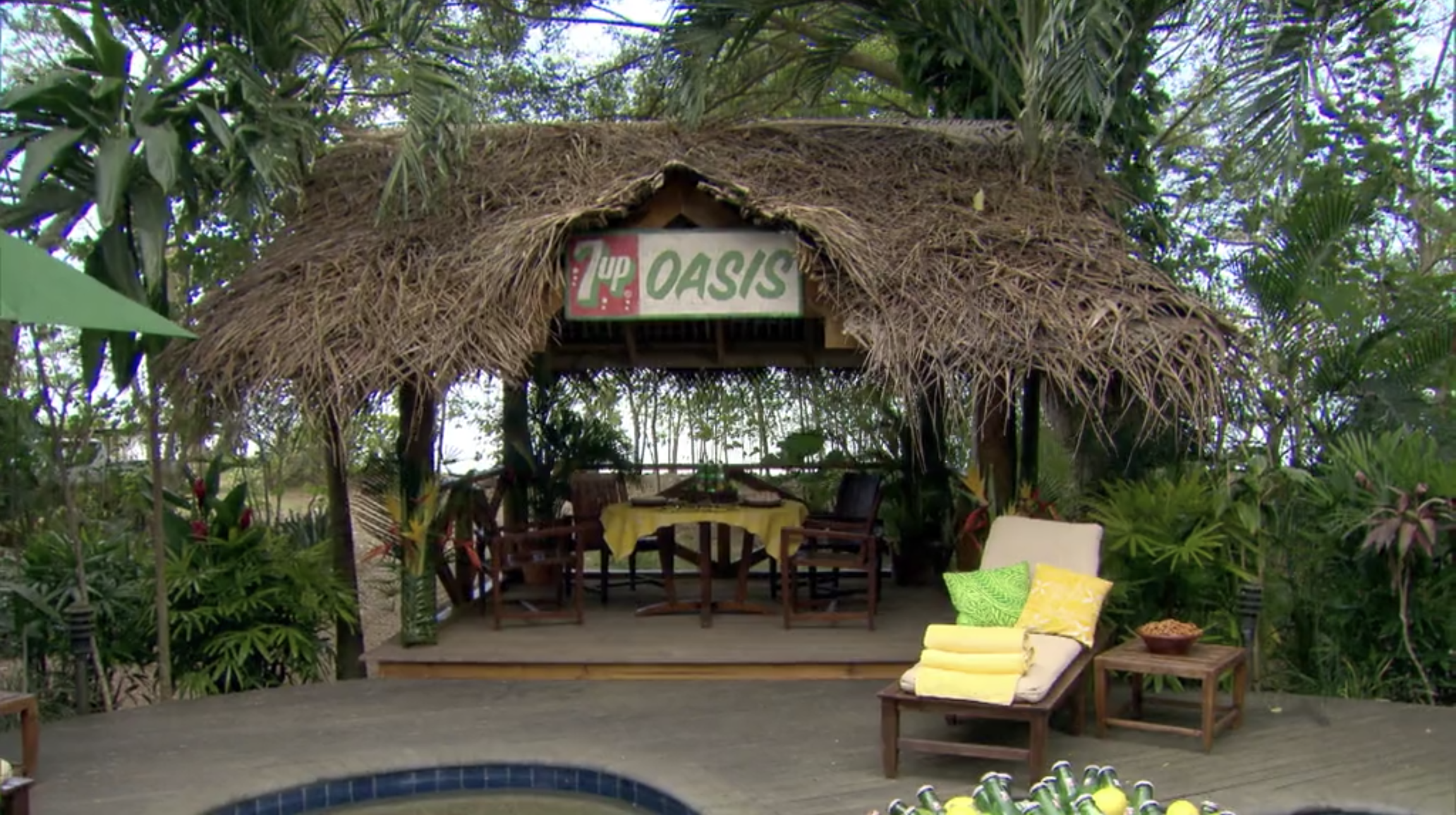 The 7UP Oasis