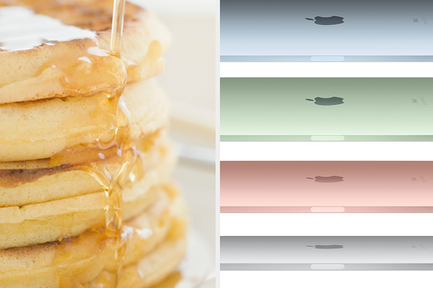 You Deserve A New Apple Product And Your Waffle Choices Will Reveal Which One