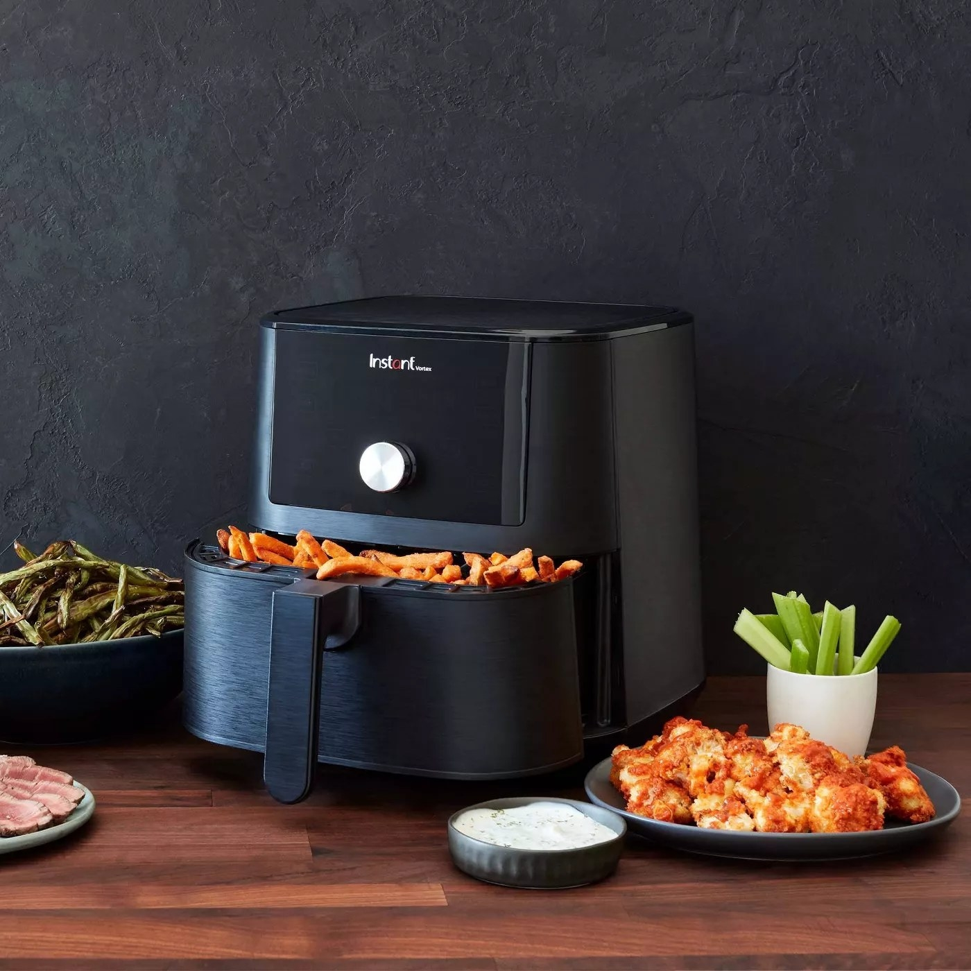 The Instant air fryer oven