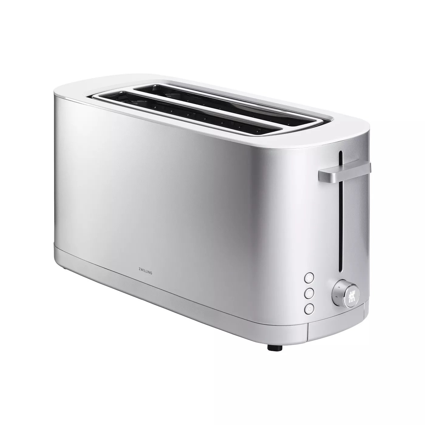 The silver Zwilling toaster