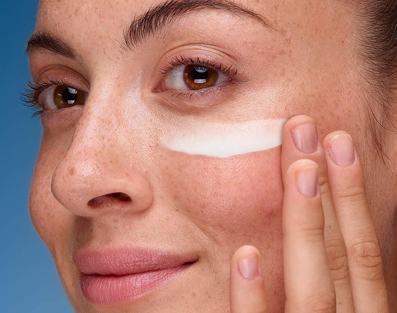 Crema reparadora para el contorno de ojos