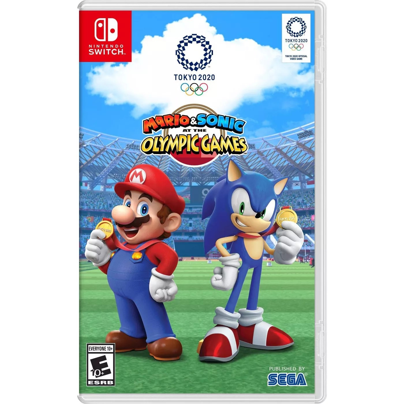 The Mario & Sonic at the Olympic Games Tokyo 2020 game