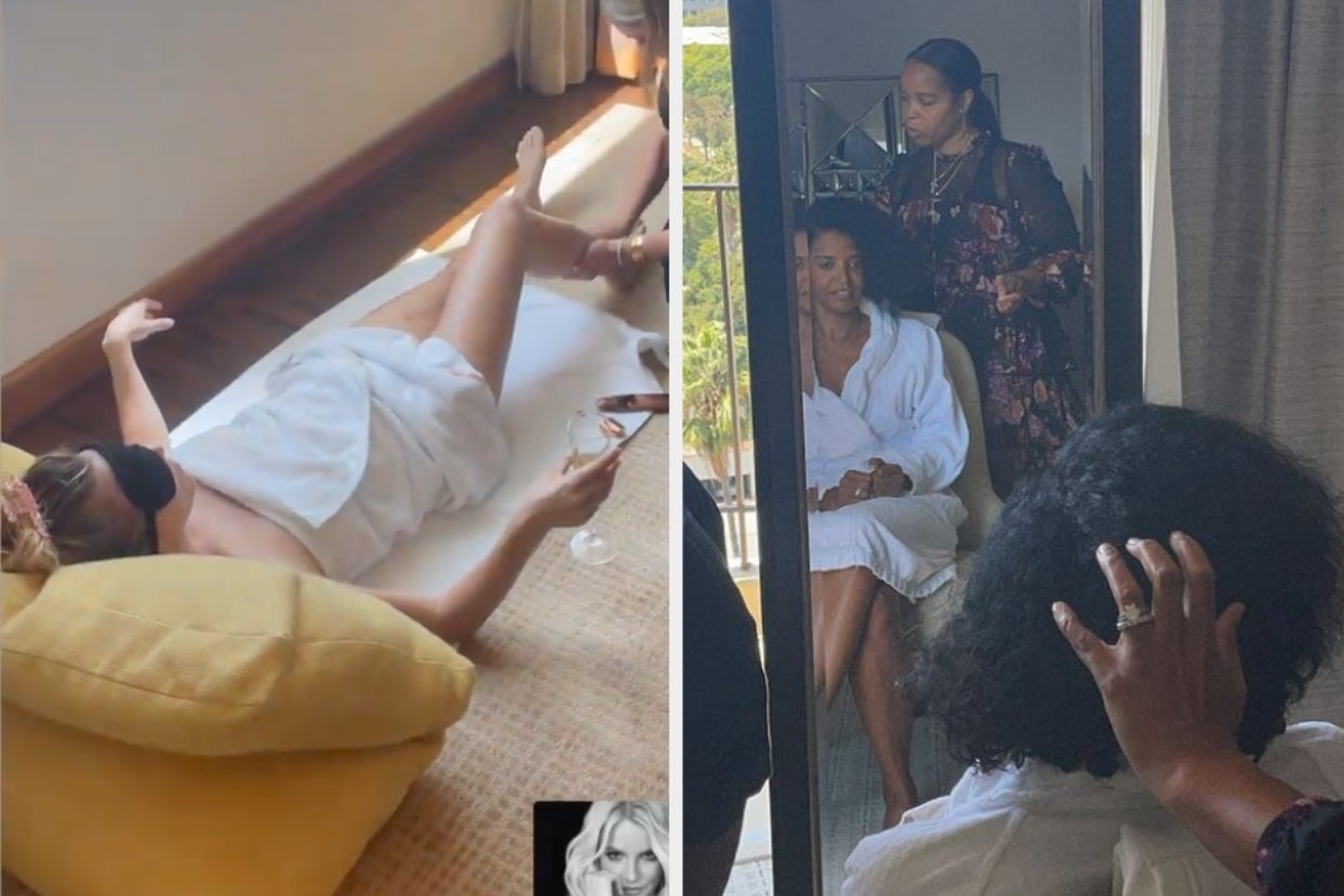 16 BTS Instagrams Of Our Favorite Celebs Getting Ready For The 2021 Emmy Awards