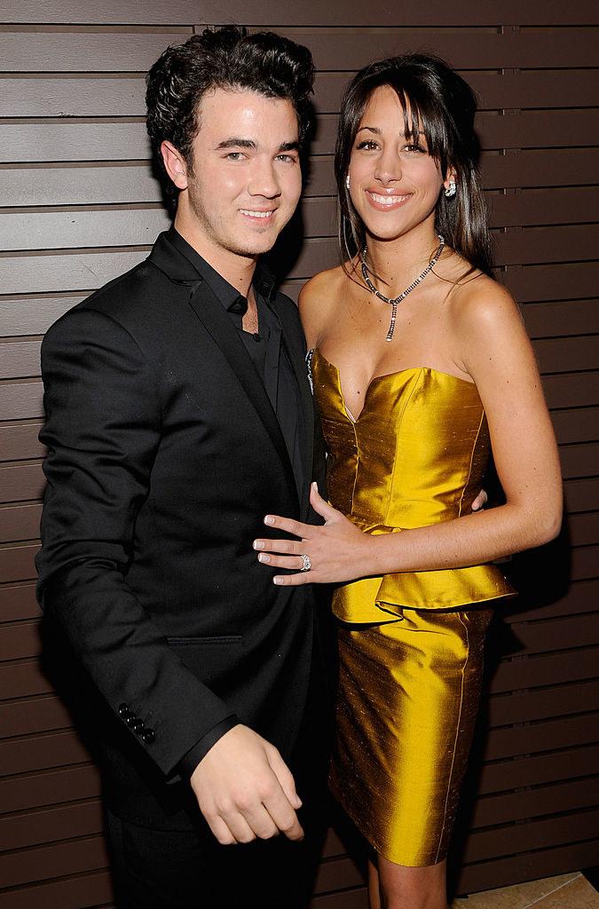 """Married to Jonas"" stars"