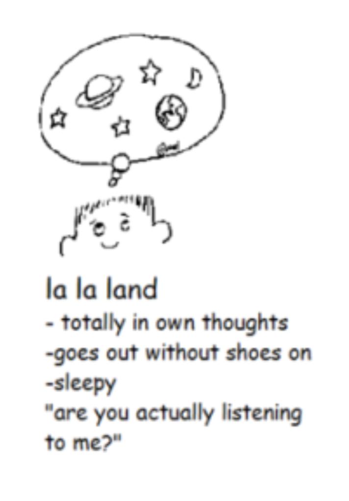 """""""lala land"""""""