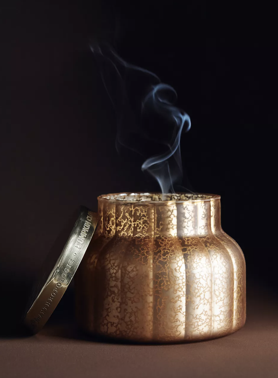 the gold jar candle