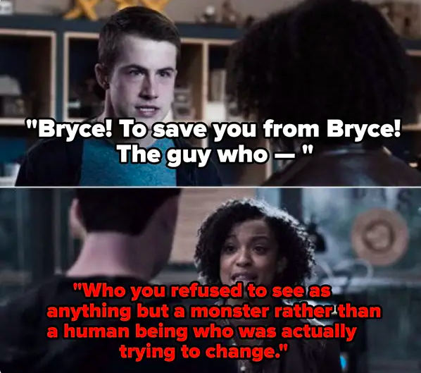 """Ani defends Bryce and says he was a """"human being who was actually trying to change"""""""