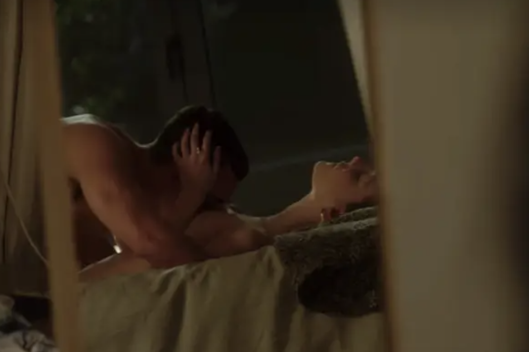 Carla and Christian having sex
