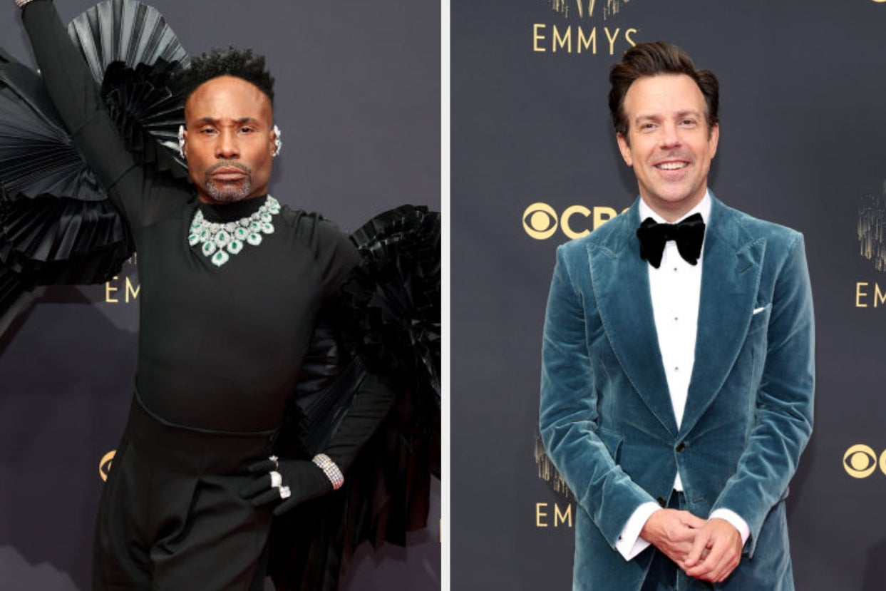 22 Men Who Won The Red Carpet With Their Emmy Looks