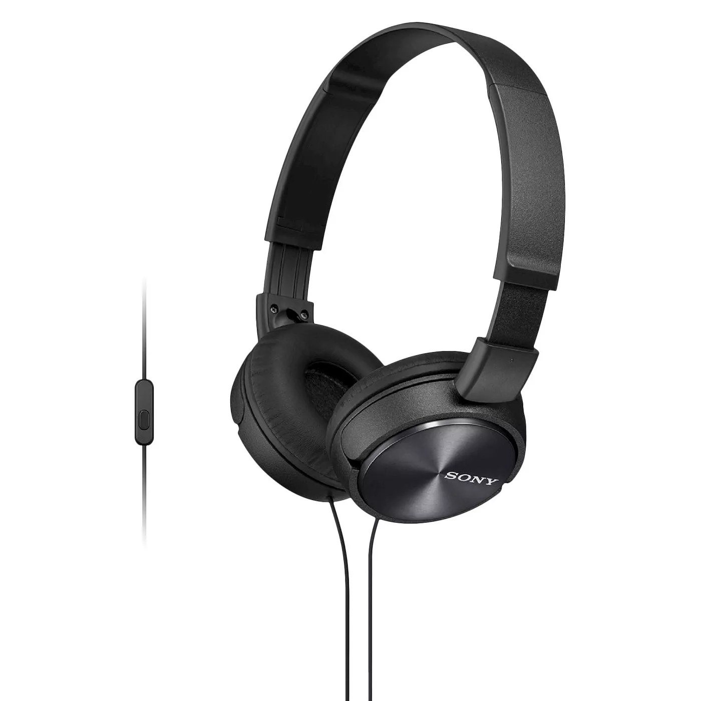 The wired Sony headset