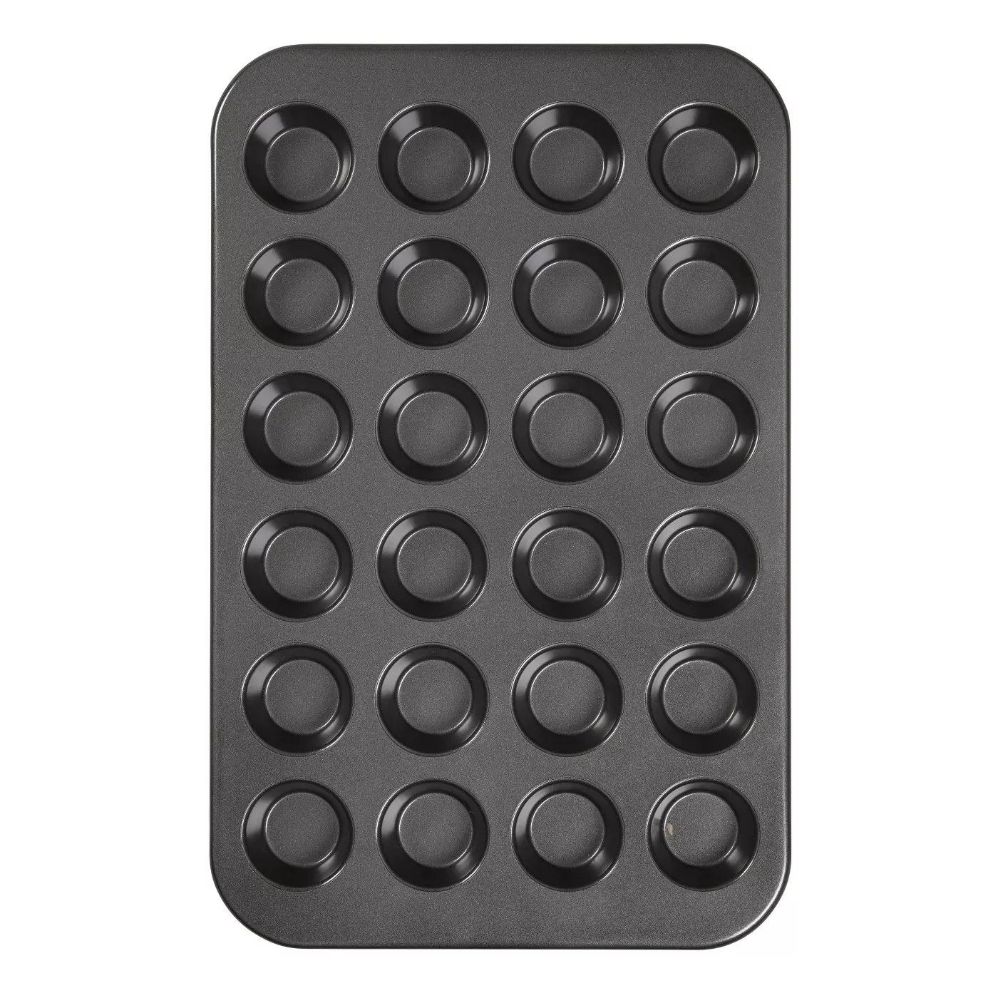 The nonstick muffin pan
