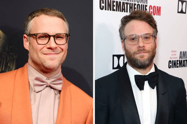 Seth Rogen Kicked Off The Emmys By Saying It Was COVID Unsafe, So There's That