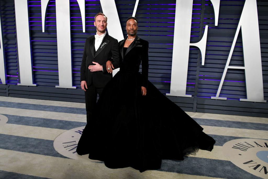 """""""Pose"""" actor and business owner on the red carpet"""