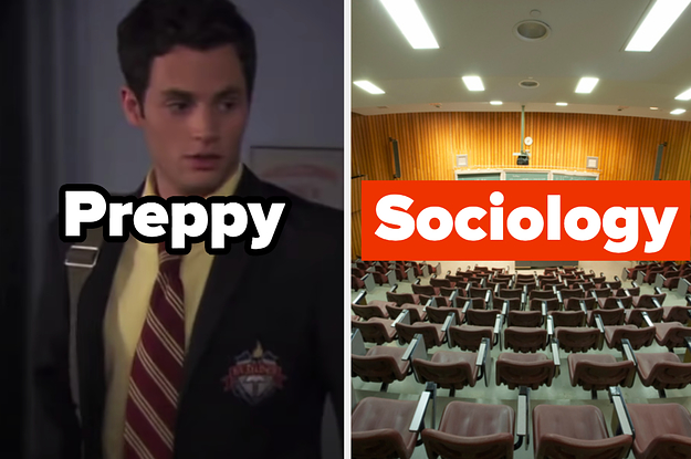 Can We Accurately Describe Your Style Based On Your College Life?