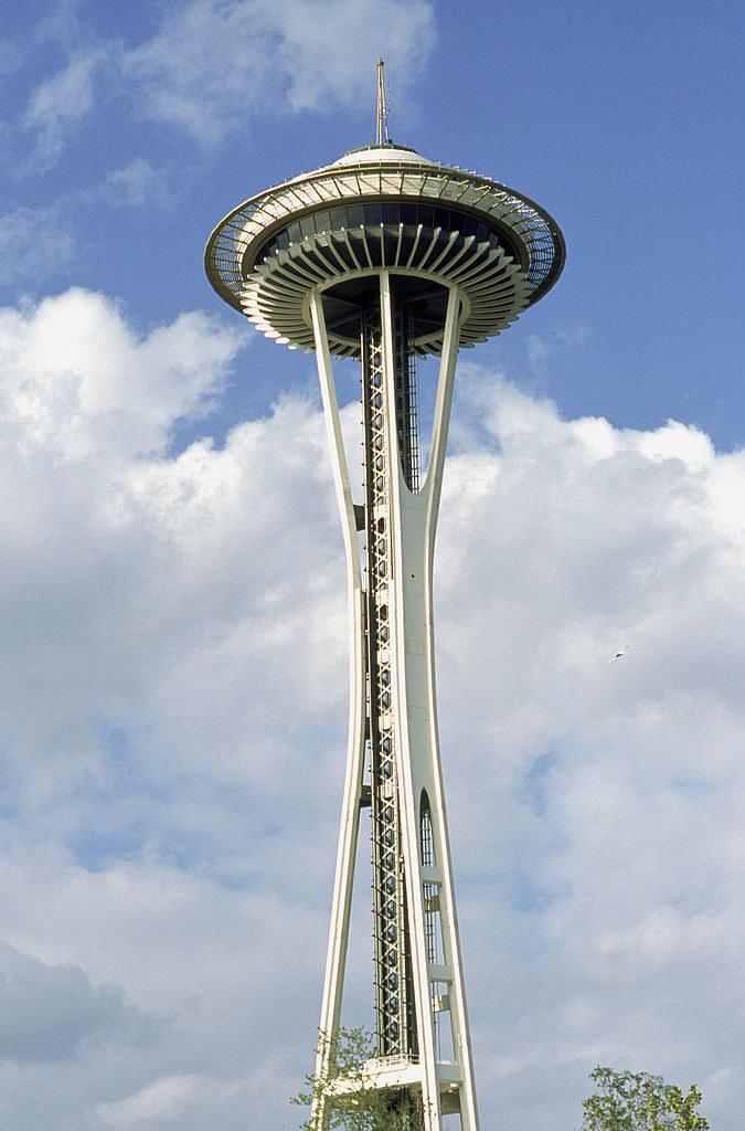thin skyscraper