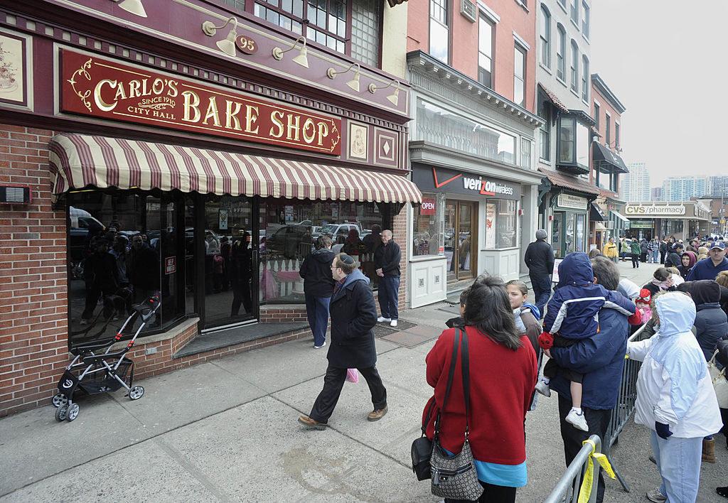 Buddy Valastro's bakery