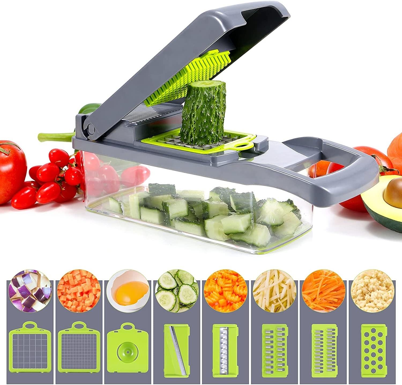 picadora de verduras multifuncional