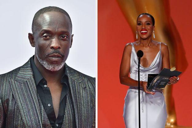 Kerry Washington Paid A Heartfelt Tribute To Michael K. Williams At The 2021 Emmys