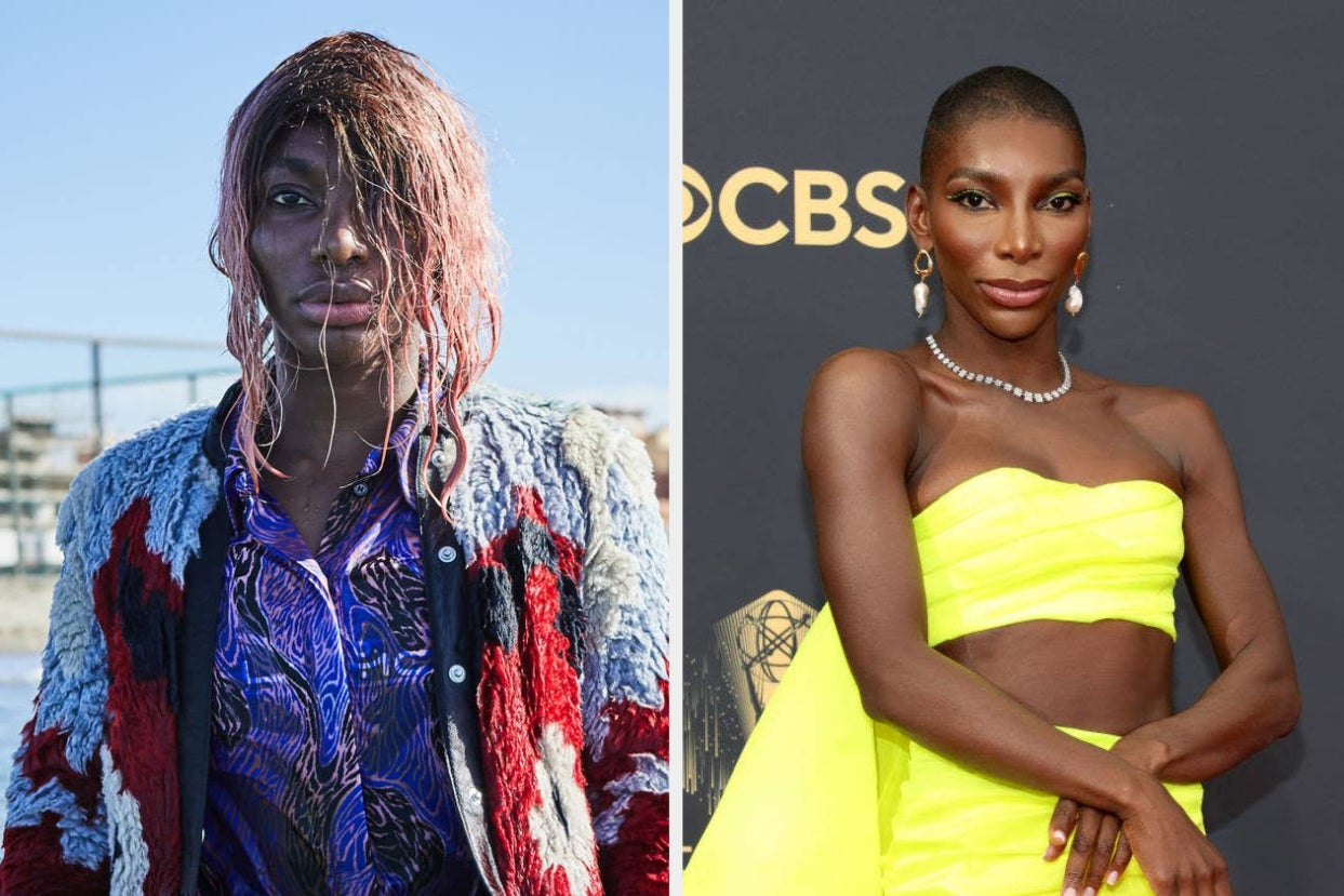 """Michaela Coel Won An Emmy For """"I May Destroy You"""" And Dedicated It To """"Every Single Survivor..."""
