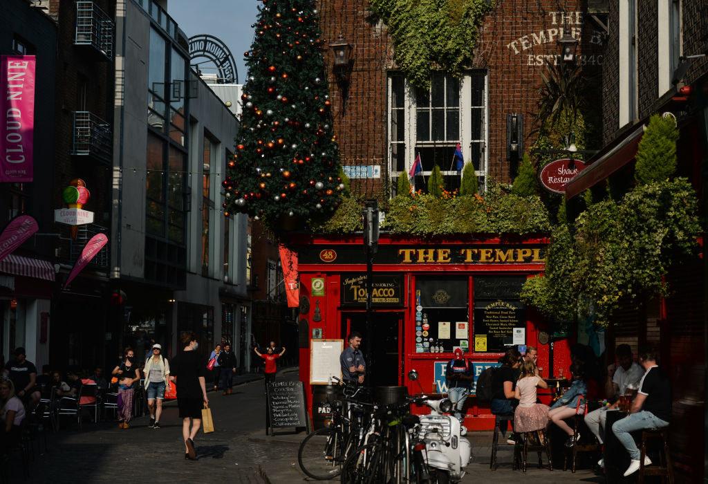iconic bar in Dublin