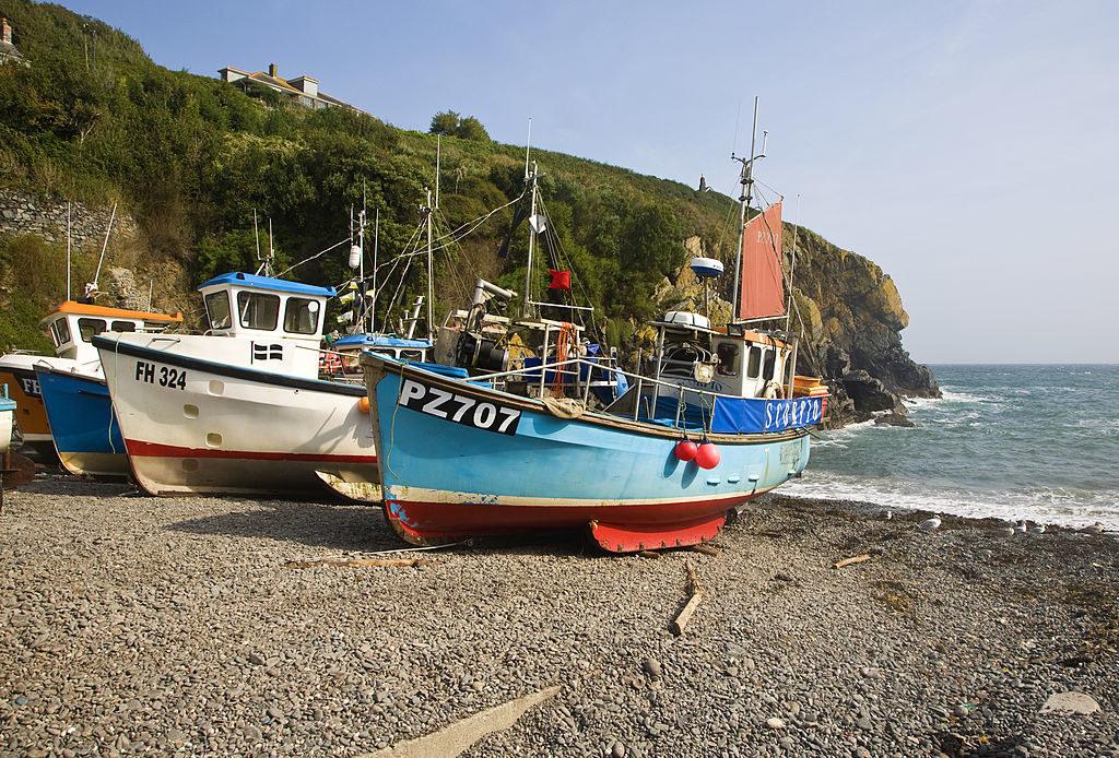 historic fishing village