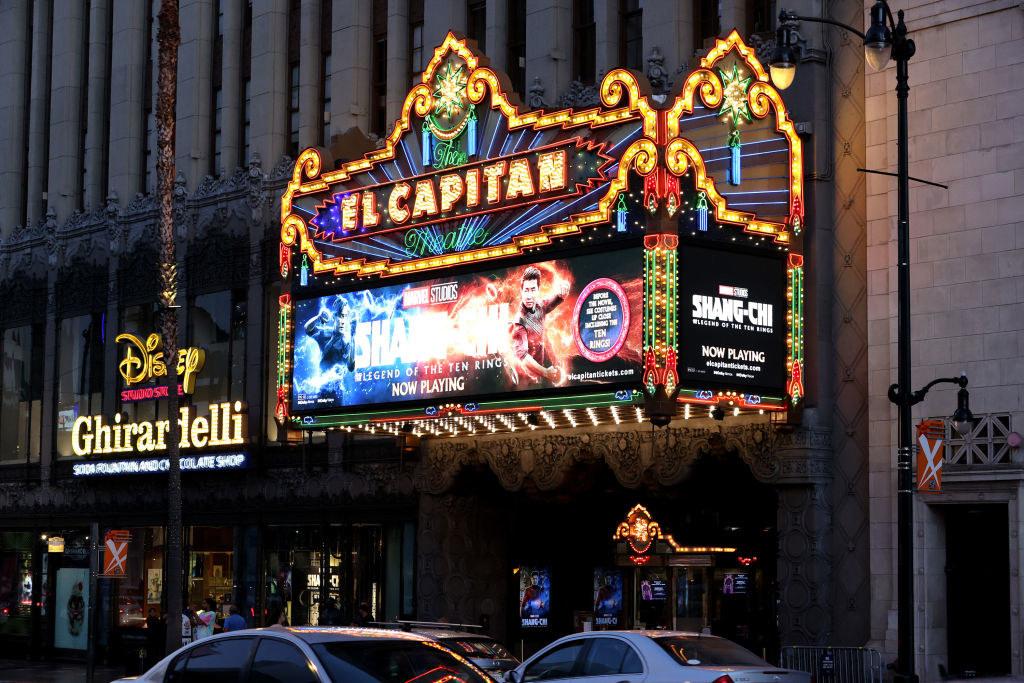 iconic theatre