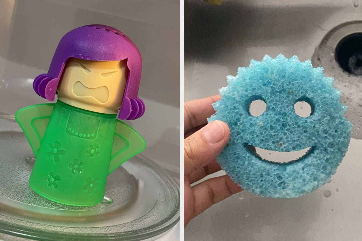 20 Kitchen Products From Amazon For Anyone Who Hates Cleaning
