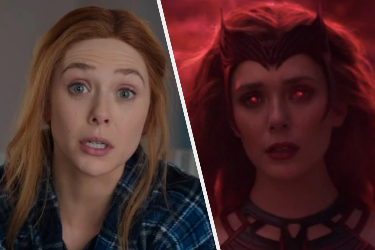 Which Version Of Wanda Maximoff Are You?
