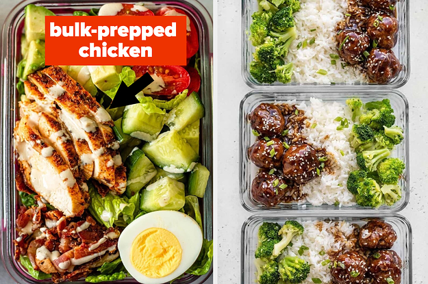 39 Actually Exciting Packable Meals You Can Meal-Prep Now And Enjoy Later