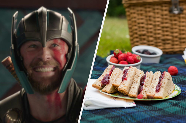 We Know Which Avenger Will Be Crashing Your Party Based On The Picnic You Put Together