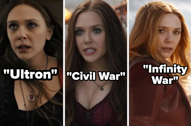 This May Sound A Little Weird, But We Know Which Version Of Wanda Maximoff You Embody Based On Your Answers To These Questions