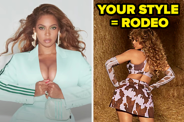 Take This Beyoncé Quiz And We'll Reveal Which Ivy Park Drip You Are