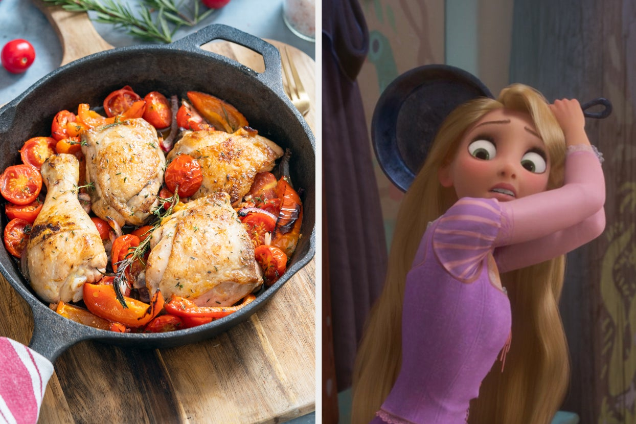 I Started Using A Cast Iron Skillet And Wow, Its Changed My Life