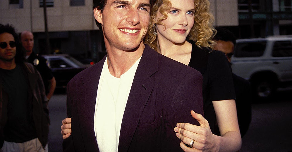 Nicole Kidman Got Real About Her Marriage To Tom Cruise And How The Media Treated Them - BuzzFeed