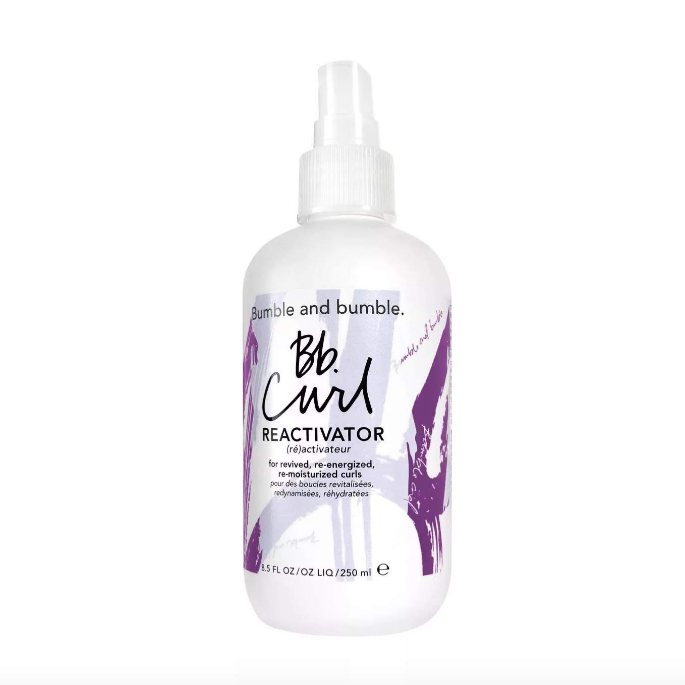 the curl reactivator