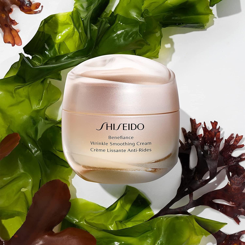Crema antiarrugas y antienvejecimiento