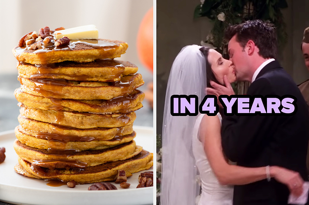 This Might Shock You, But The Pancakes You Make Will Reveal When You'll Meet Your Soulmate