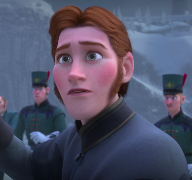 Hans convinces the people of Arendelle that they need to hunt down elsa