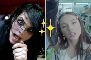 my chemical romance and olivia rodrigo
