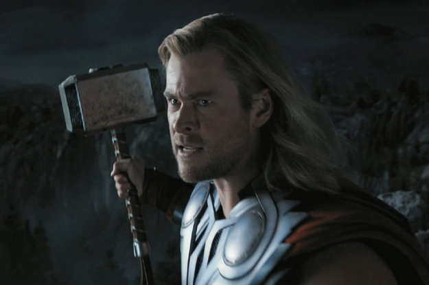 Only Someone With The Purest Of Hearts Can Be Worthy Enough To Lift Thor's Hammer
